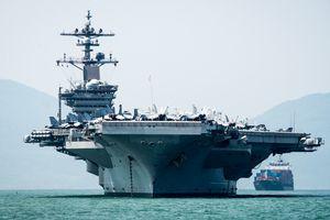 Chuyến thăm của tàu sân bay Carl Vinson khẳng định 'cam kết, ủng hộ' với Việt Nam