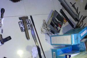 Hải Phòng: Phát lộ kho vũ khí 'nóng' sau khi bắt đối tượng trộm cắp