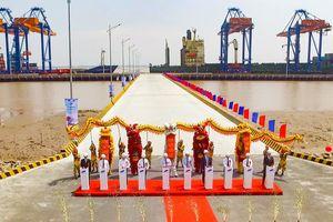 Hải Phòng đưa cảng nước sâu Nam Đình Vũ vào khai thác