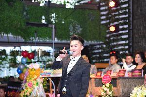 Ca sĩ Du Thiên đốn tim khán giả trong phim ca nhạc hành động Huyết Chiến