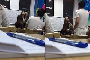 Giáo viên chửi học viên sấp mặt: Có đáng đứng trên bục giảng?