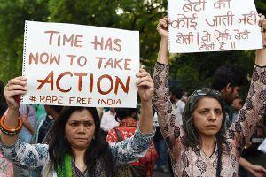 Bắt giữ nghi phạm cưỡng hiếp, thiêu sống thiếu nữ
