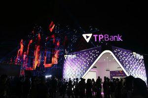 TPBank trình diễn 'Ngân hàng tương lai' gây ấn tượng mạnh tại Nex Music Festival