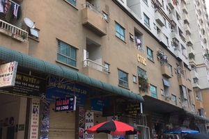 Chủ đầu tư bán cả tòa nhà với hàng trăm căn hộ không phép