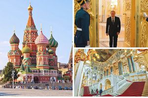 Khám phá Điện Kremlin, nơi diễn ra lễ nhậm chức của Tổng thống Putin