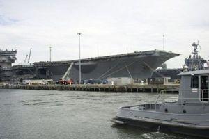 Iran cảnh báo ông Trump việc rút khỏi thỏa thuận hạt nhân, Mỹ khôi phục Hạm đội Hai