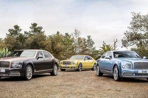 Tương lai siêu xe Bentley Mulsanne sẽ chạy hoàn toàn bằng điện?
