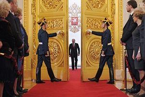 Ông Putin chuẩn bị tuyên thệ nhậm chức Tổng thống Nga nhiệm kỳ 4