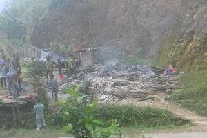 Nam thanh niên cầm dao chém chết 4 người tại Cao Bằng