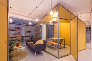 Chiêm ngưỡng không gian làm việc chung được thiết kế đẹp long lanh ở Tây Ban Nha