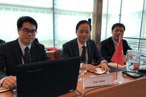 Việt Nam tham dự Khóa họp lần thứ 40 của Tiểu ban Khí tượng và Vật lý địa cầu ASEAN