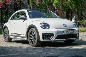 Đánh giá Beetle Dune - mẫu xe 'con bọ' hiện đại và nhẹ nhàng