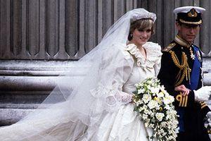 14 mẫu váy cưới đẹp nhất trong lịch sử Hoàng gia các nước