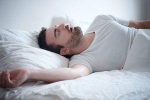Ngáy to có thể khiến sọ mỏng đi