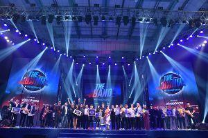Ban nhạc Dolphin đạt quán quân chung kết toàn quốc 'The Band by VinaPhone'