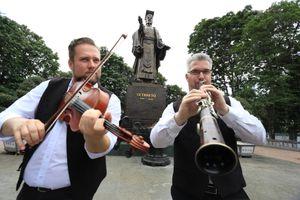 Âm nhạc dân gian Hungary thăng hoa giữa lòng Hà Nội