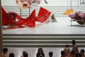 Pháp: Bảo tàng mở cửa chào đón du khách 'trần như nhộng'