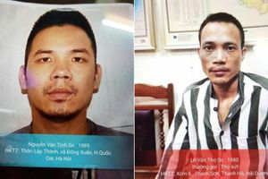 Hôm nay xét xử hai tử tù trốn trại tam giam Bộ Công an