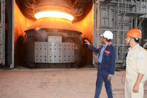Tai nạn lao động nghiêm trọng khiến 4 công nhân lò thép bỏng nặng