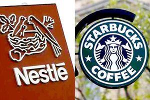 Nestle mua Starbucks 7,1 tỷ USD