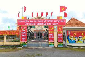 Ba anh em ruột cùng trong ban chấp hành huyện ủy ở Bà Rịa – Vũng Tàu