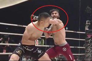 Clip: Võ sỹ MMA Nhật Bản knock-out đối thủ trong 9 giây chỉ bằng 1 cú đấm