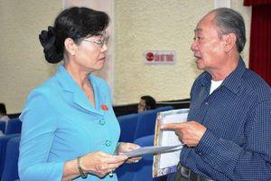 Chủ tịch HĐND TP HCM: '32 ha đất ở Phước Kiển sang nhượng không đúng thủ tục'