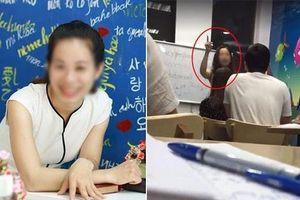 Nguyên thứ trưởng Bộ GD&ĐT đề nghị xử lý nghiêm cô giáo nhục mạ học viên là 'óc lợn'