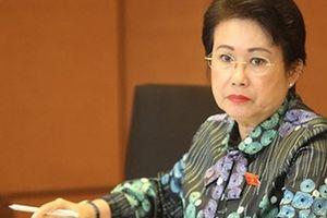 Phó bí thư Đồng Nai xin thôi nhiệm vụ đại biểu Quốc hội