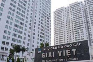 Kiểm tra chung cư Giai Việt của Quốc Cường Gia Lai, phát hiện hàng loạt vi phạm