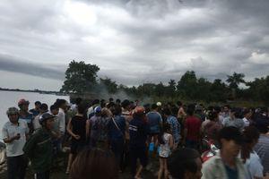 Ra bờ sông chơi đùa, 2 nữ sinh cấp 2 chết đuối thương tâm