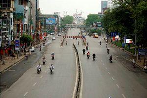 Hà Nội giảm thêm 2 điểm ùn tắc giao thông
