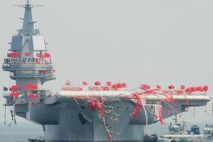 Đua tàu sân bay với Mỹ, Trung Quốc sắp chạy thử 'hàng nhà trồng được'