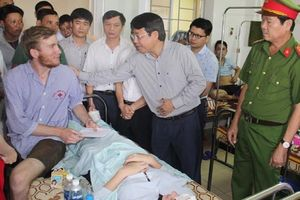 Hé lộ nguyên nhân vụ xe khách đâm xe kéo rơ-moóc tại Hà Tĩnh
