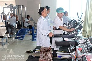 Nghệ An: Lượt người khám chữa bệnh đang gia tăng