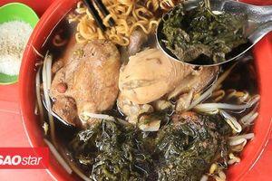 Những quán ăn 'ruột' của người Hà Nội có thâm niêm hơn 20 năm