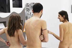 Bảo tàng Paris mở cửa cho khách khỏa thân