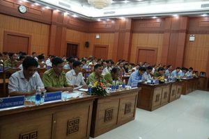 Quảng Nam: Chưa hiệu quả đối với hoạt động giao khoán bảo vệ rừng