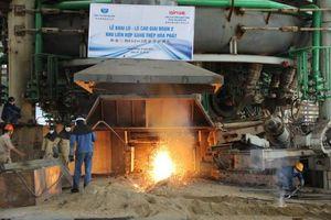 'Bà hỏa' ghé thăm nhà máy luyện thép, 4 công nhân bỏng nặng
