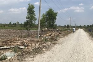 Long An: Đất dự án cấp cho người dân hay cấp cho cán bộ?