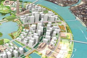 Chuyển động mới ở siêu dự án 7.300 tỷ tại Thủ Thiêm
