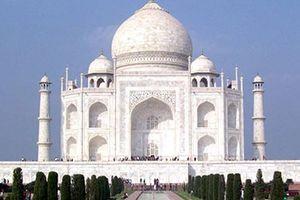 Taj Mahal ngày càng 'xanh xao' do ô nhiễm