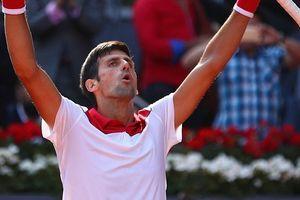 Djokovic hạ Nishikori ở vòng 1 Madrid Open
