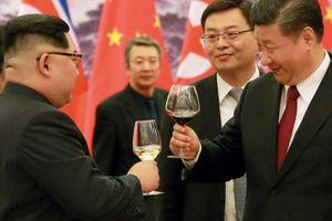 Rộ tin Kim Jong Un thăm Trung Quốc lần hai