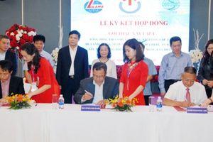 Lilama làm tổng thầu xây dựng Dự án Xi măng Tân Thắng
