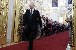 Toàn cảnh lễ tuyên thệ nhậm chức của Tổng thống Nga Putin