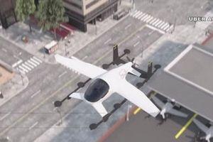 Hãng Uber tham vọng chinh phục bầu trời với sản phẩm taxi bay