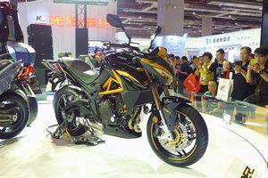 Kymco K-Rider: Đứa con lai của Kymco và Kawasaki