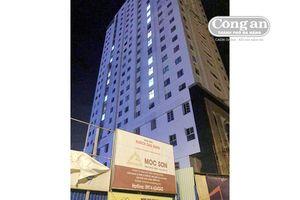 Buộc tháo dỡ toàn bộ 129 phòng khách sạn Eden xây dựng trái phép