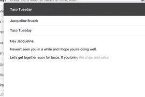 Công nghệ AI giúp Gmail soạn thư 'thần tốc'
